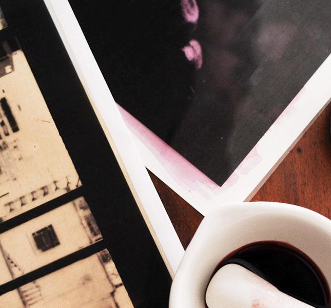 Experimentos artesanais em fotografia
