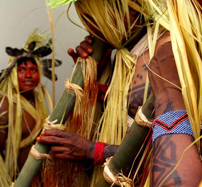 A Música no Universo Indígena