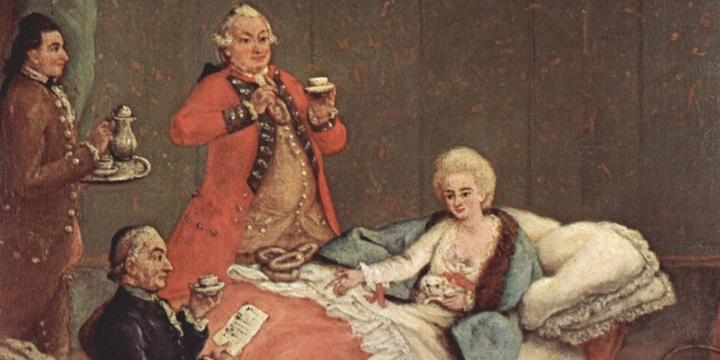 A gastronomia e o encontro da Europa com a América
