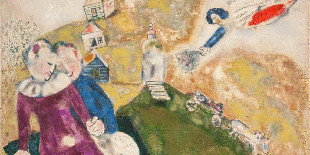 Chagall e a Música na Bíblia Judaica