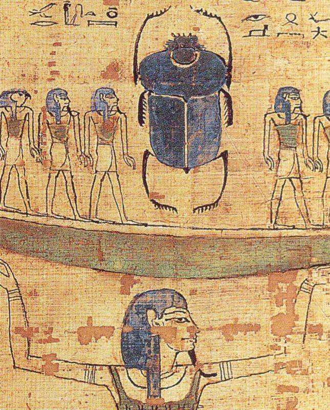 Escritos do Egito Antigo