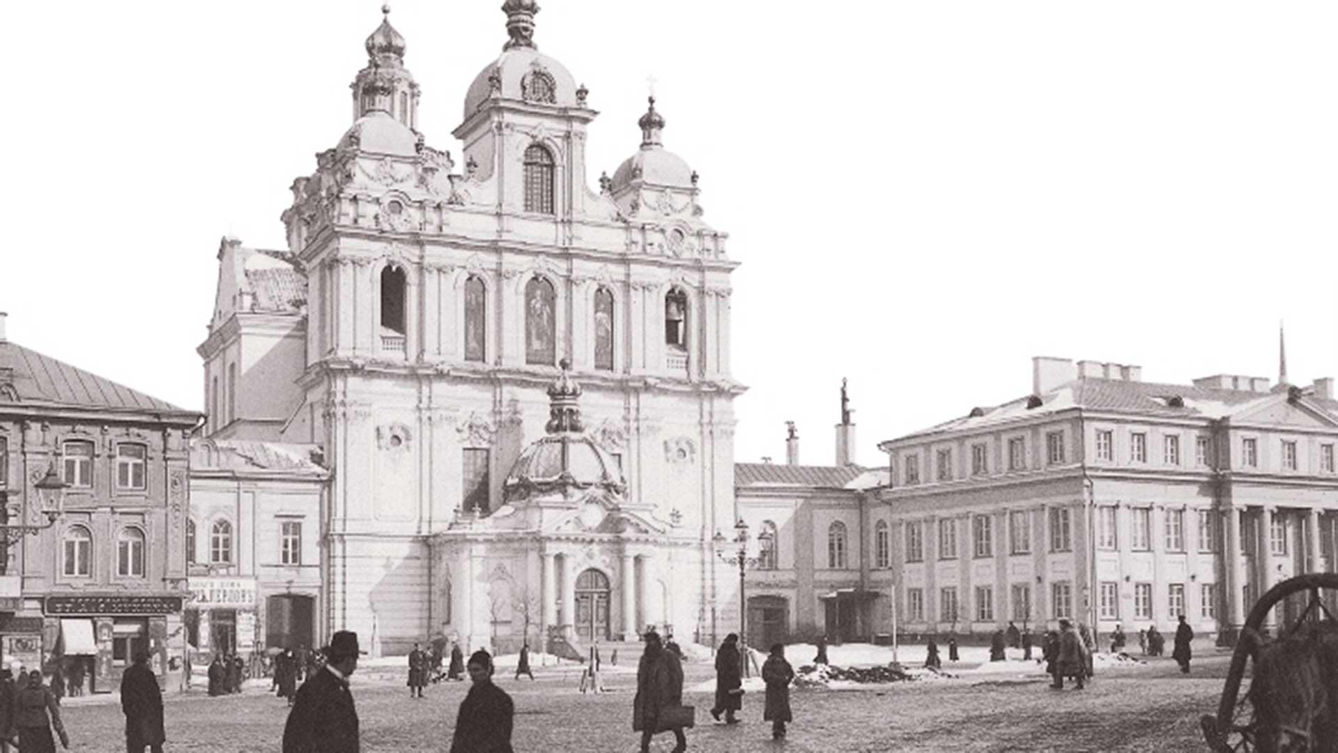 Vilnius e o Mundo