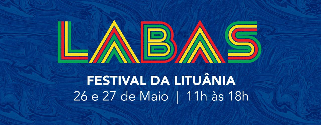 LABAS! Festival da Lituânia
