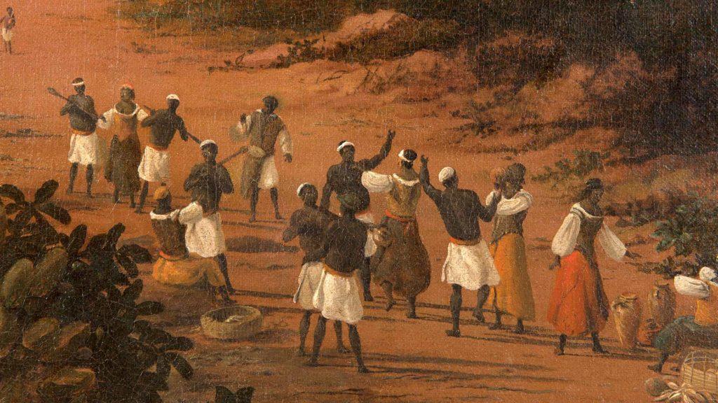 protagonismos da população negra