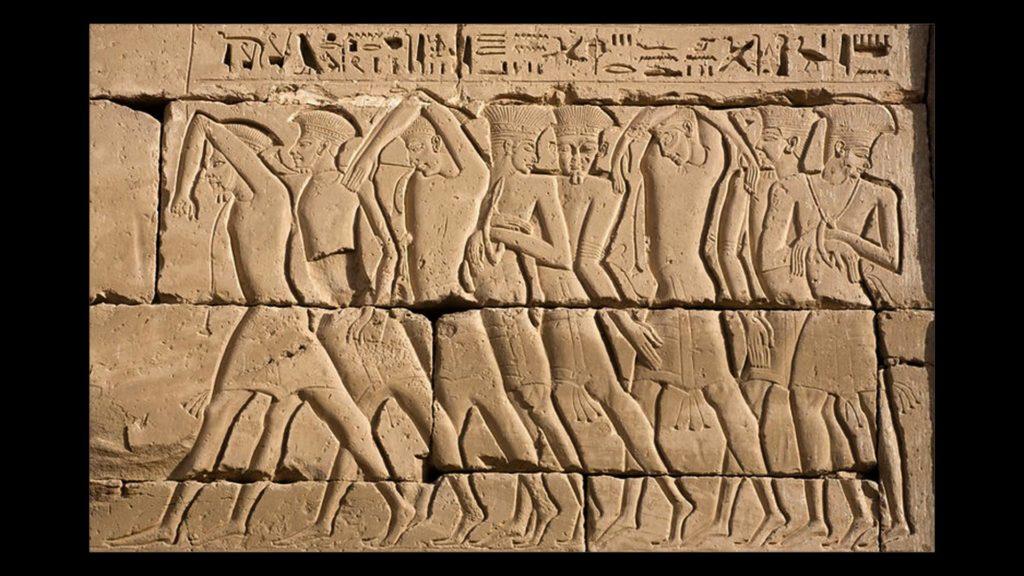 identidade egípcia