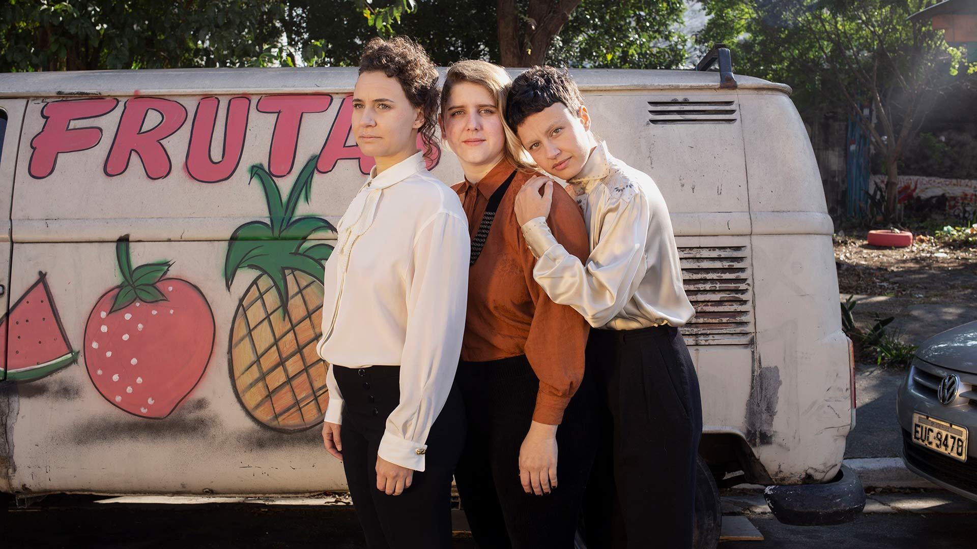 Entrevista com o trio Bolerinho