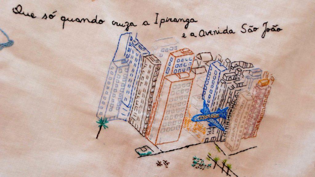 Bordar São Paulo