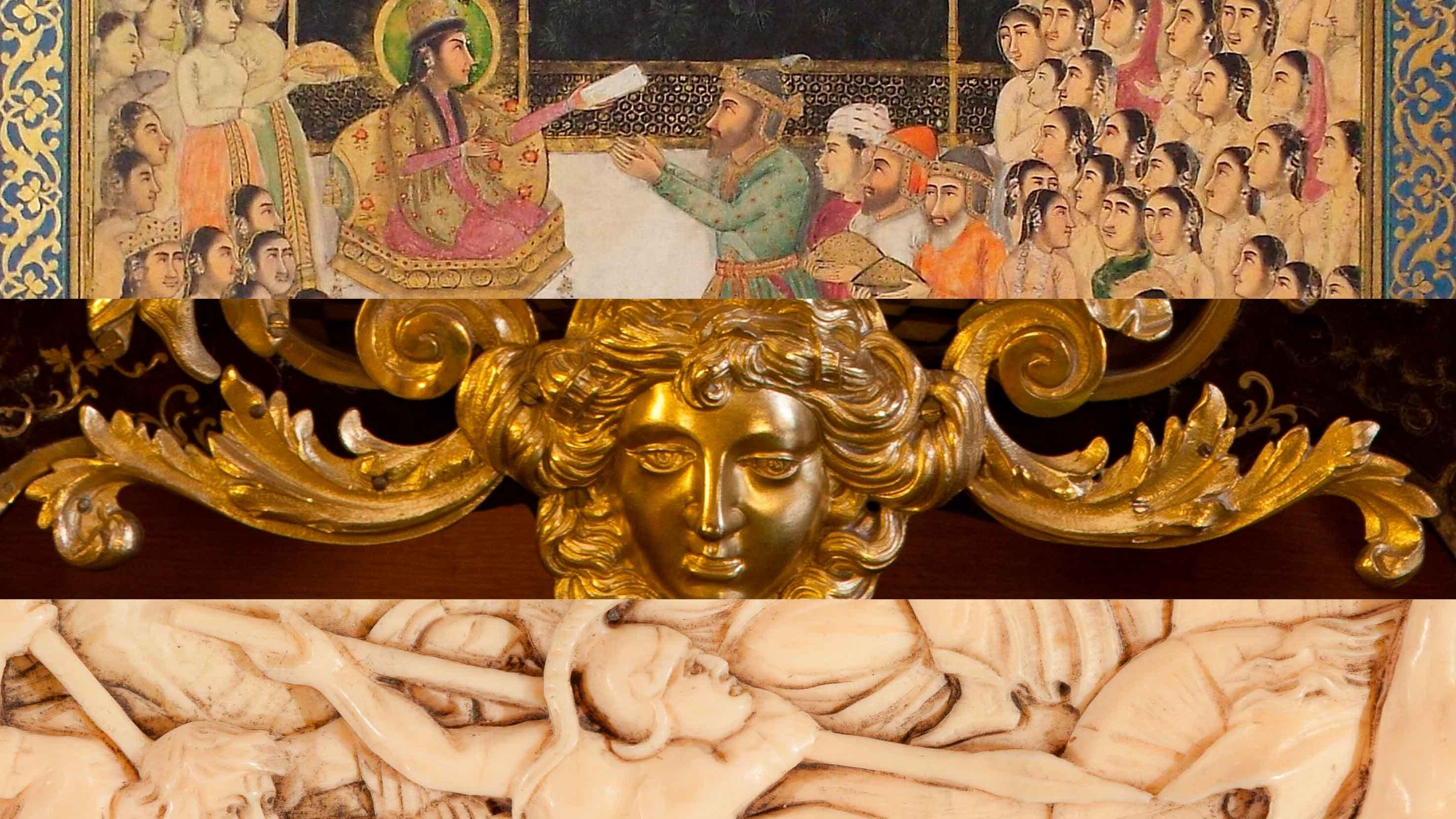 Mitologias na Coleção