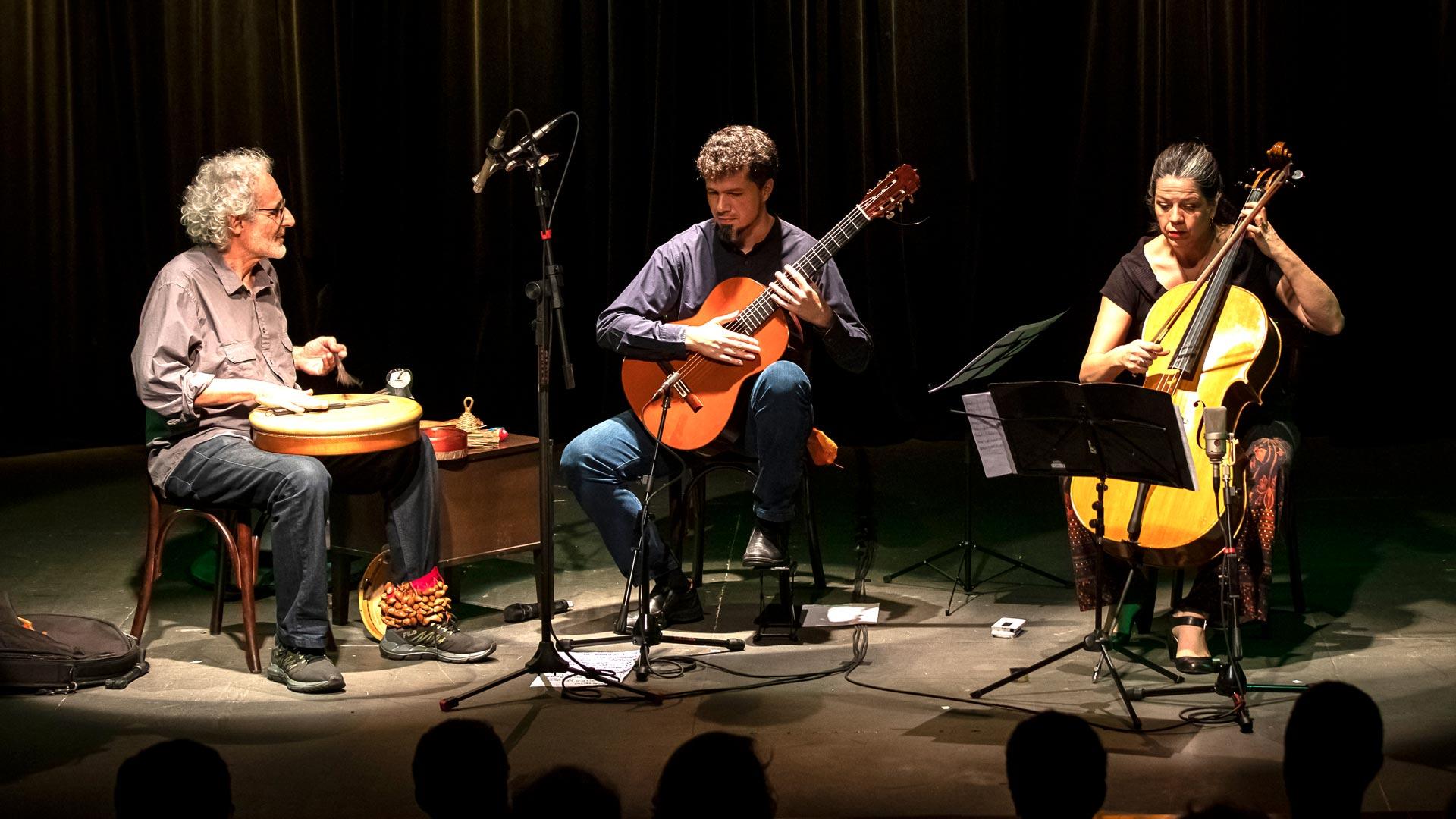 Trio Formado