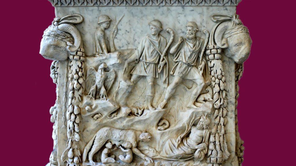 Identidade romana