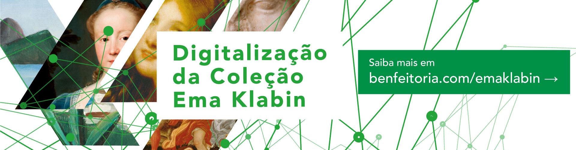 Digitalização da Coleção Ema Klabin