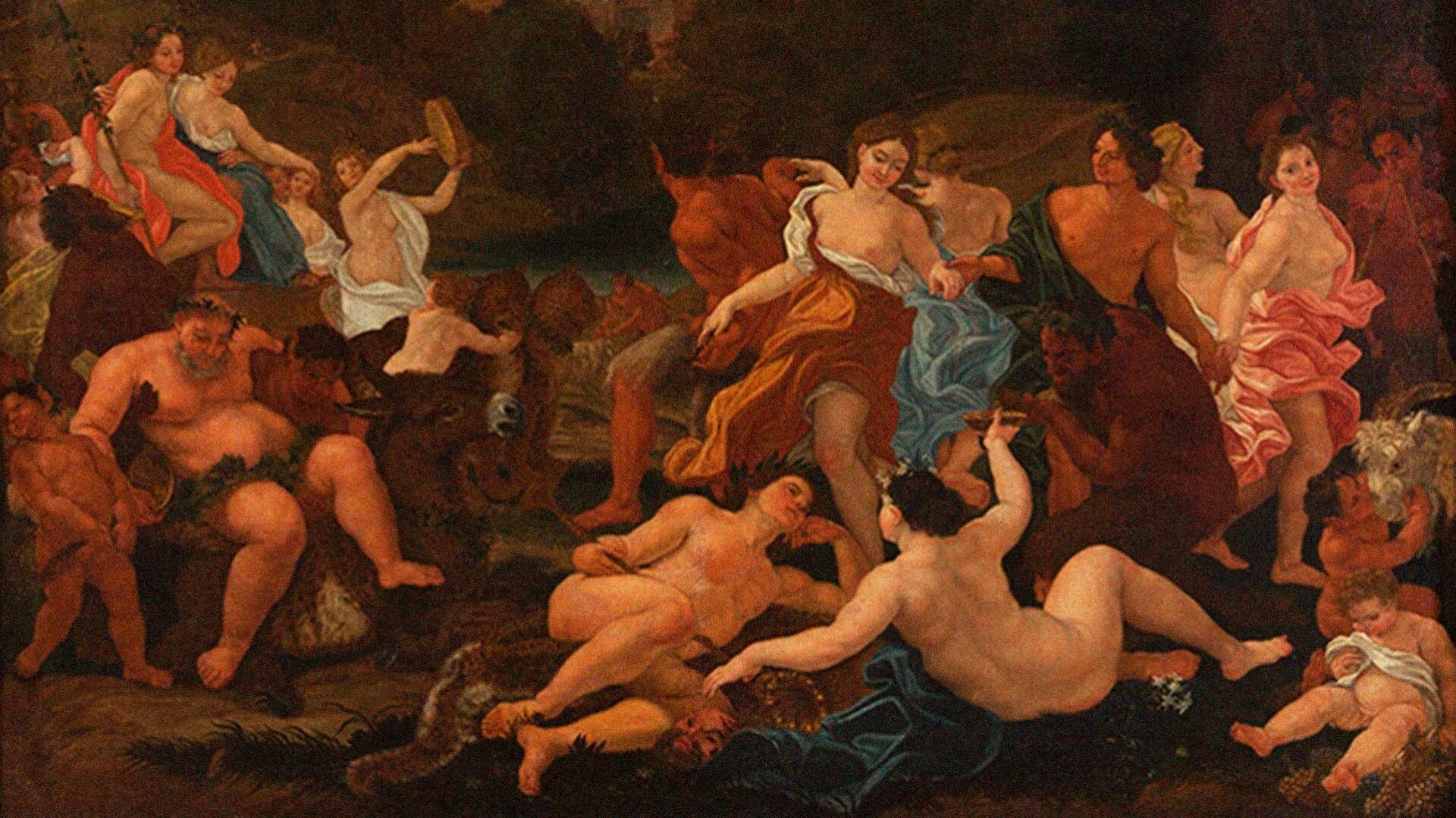 O Triunfo de Baco e Ariadne