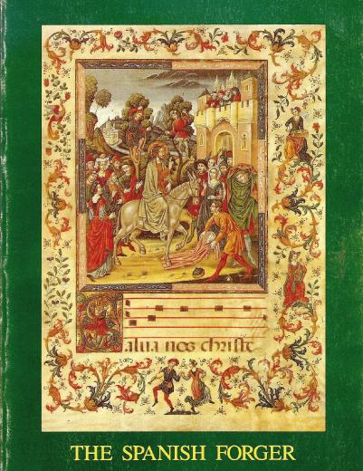 Catálogo da Exposição na Biblioteca Morgan, 1978