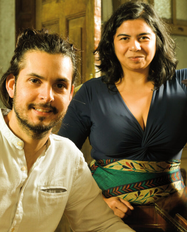 Verlucia Nogueira & Tiago Fusco | Estradar - Canções de Elomar Figueira Mello