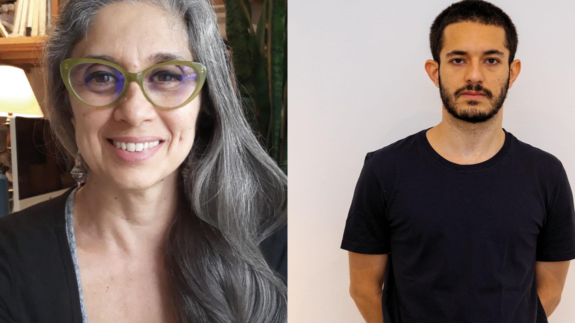 Katia Salvany e Renan Marcondes