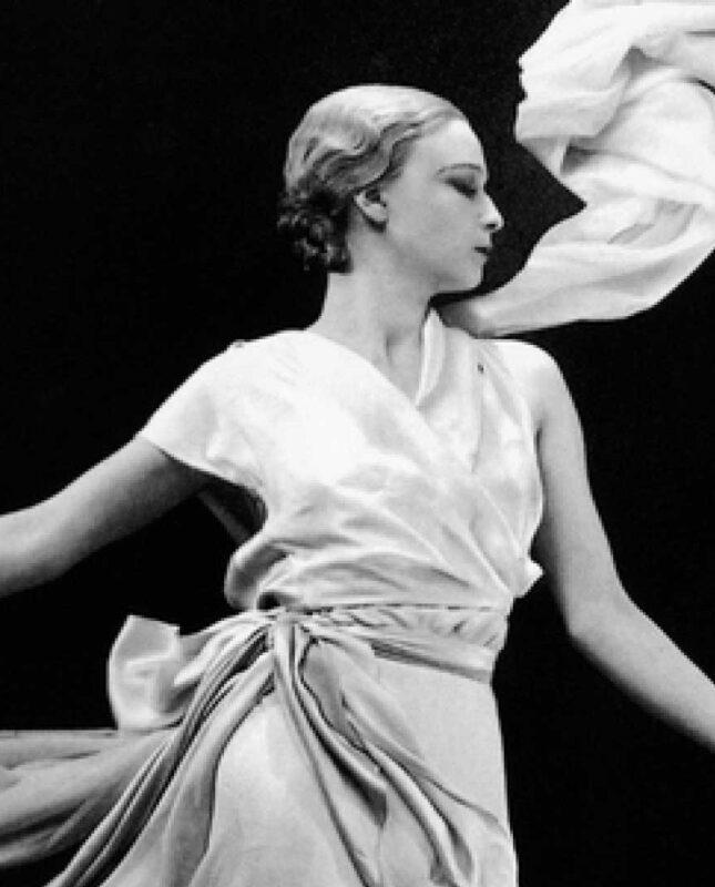 A moda e as formas no tempo