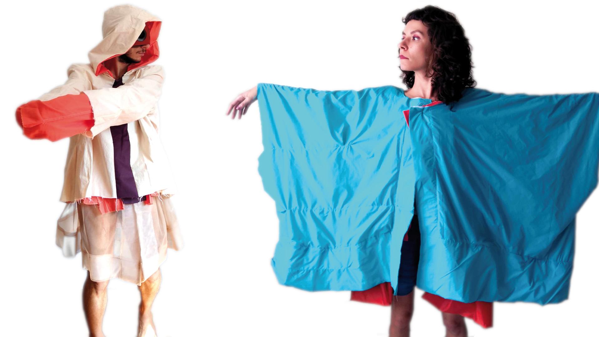 Vestíveis: O fazer da própria roupa